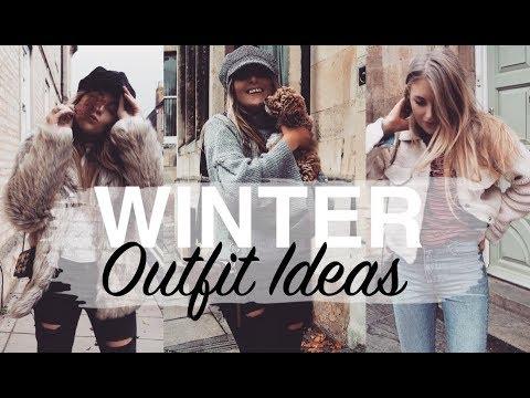 WINTER OUTFIT IDEAS 2017 | Wardrobe Updates & Styling Ideas | Sinead Crowe