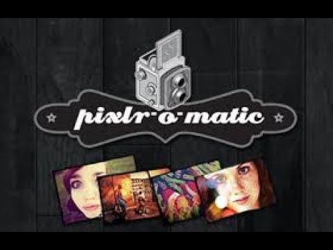 Pixlr-o-matic image editor
