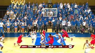 NCAA Basketball 10 for The 2016 Season Louisville vs Duke
