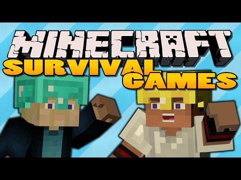 Minecraft: Survival Games W/ MrMeola