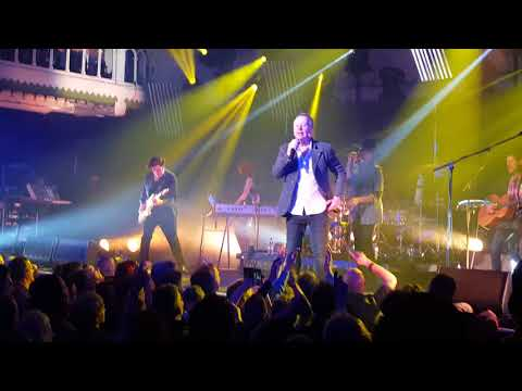 Simple Minds live in Amsterdam 19-02-2018
