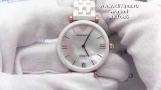 Обзор. Женские наручные часы Armani AR1486(, 2015-03-03T14:08:01.000Z)