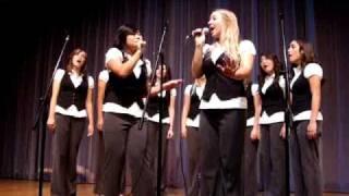 Calif Golden Overtones - When You Believe - West Coast A Cappella 2010