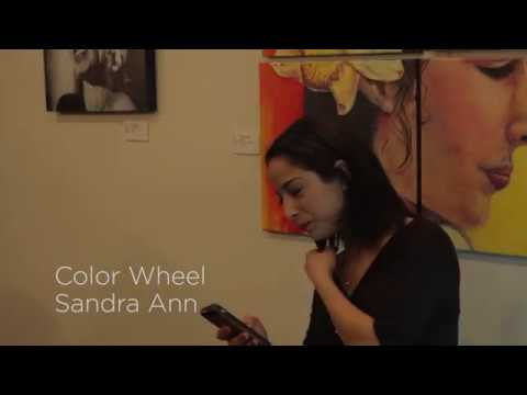 Sandra Ann - Color Wheel