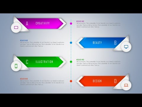 How To Design Timeline Infographic for Corporate Presentation in Microsoft Office PowerPoint PPT