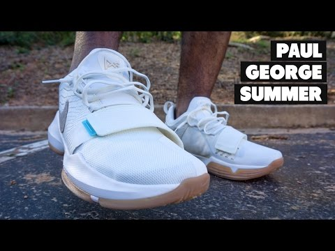 NOT A FAN | Nike PG1 Summer (PAUL GEORGE) Review + On Foot