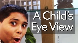 A Child's Eye View of Art: 2015 Off the Hook Writing Retreat Filmed by a Kid