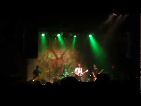 Soundgarden - By Crooked Steps [Clip] @ The Phoenix Concert Theatre (11.16.12)