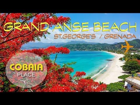GRAND ANSE BEACH -  GRENADA  -  ST GEORGE'S