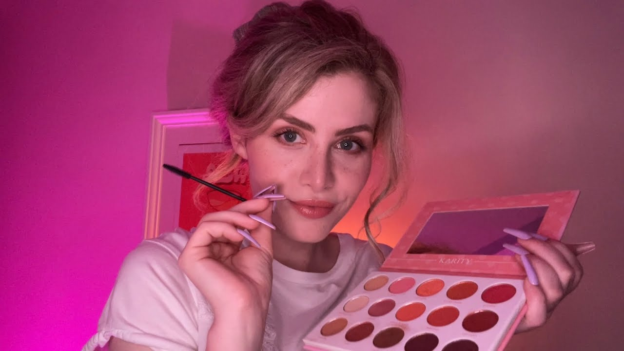 ASMR | Follow My Instructions: MAKEUP Edition 💄✨[Personal Attention]