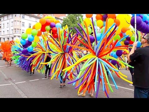 CSD Stuttgart 2015 komplett – Christopher Street Day Parade