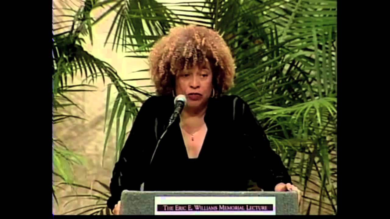Angela Davis: Slavery and the Prison Industrial Complex
