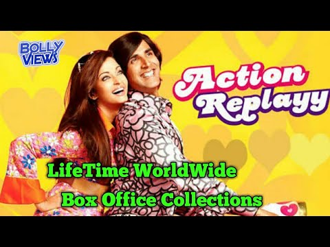 Akshay Kumar ACTION REPLAYY Movie LifeTime WorldWide Box Office Collections  Verdict Hit Or Flop
