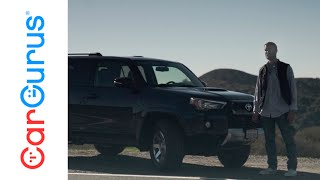 2016 toyota 4runner   cargurus test drive review