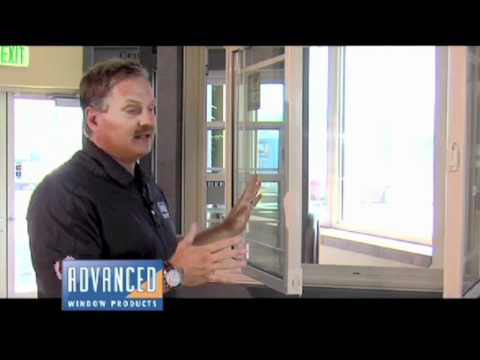 Advanced Windows: Premier Series Slide 'n Swing Windows
