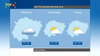 RTF.1-Wetter 09.11.2020
