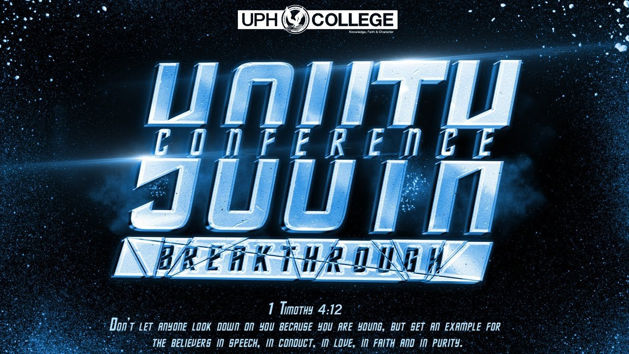 Youth Conference 2020 UPH College