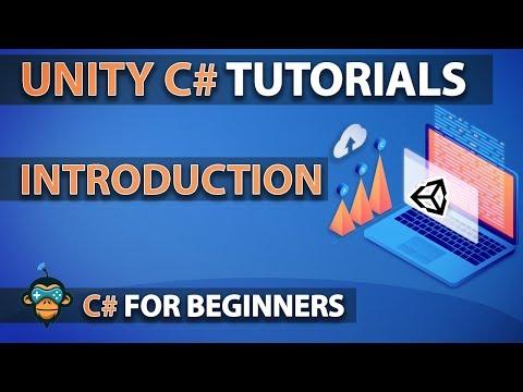 Learn to Program with C# - Unity Beginner Tutorial Playlist!