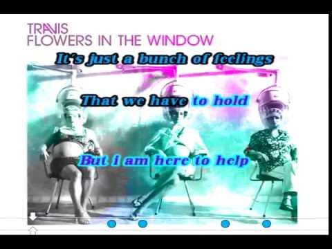 Flowers In The Window (Travis) Karaoke