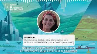 Eve Miguel et le projet HUM-ANI : l'éco-épidémiologie dans la lutte contre les épidémies