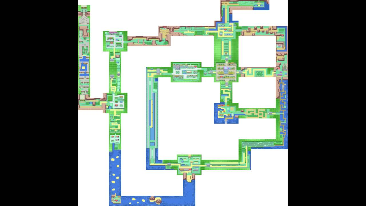 Pokemon Fire Red Map Emeiprofamariagivalda