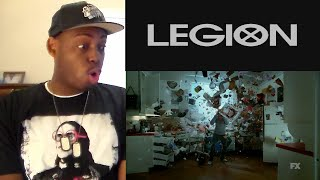 legion official trailer 1 hd   an original series from fx and marvel reaction