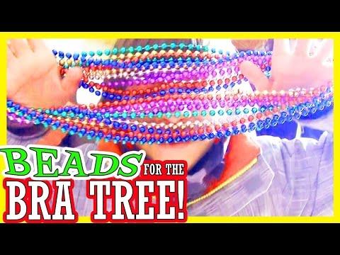 BEADS FOR THE BRA TREE!! | KITTIESMAMA