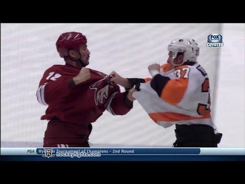 Jay Rosehill vs Paul Bissonnette Jan 4, 2014