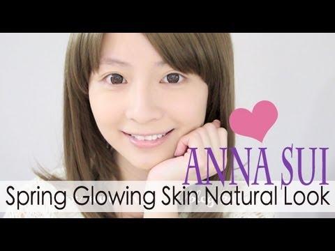 春日冰亮素肌❤Spring Glowing Skin Natural Look