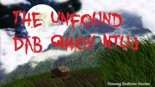 The Unfound Dab Qhov Ntuj