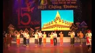 ເພງລາວ Lao music show in Vie...