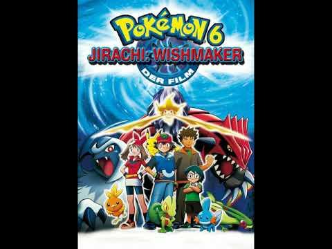 Pokémon Jirachi Wishmaker full ending song