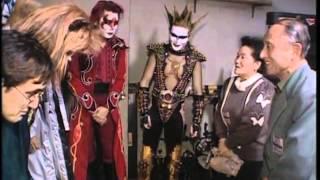 ウラビデオより。 聖飢魔Ⅱは2015年でデビュー30周年!!