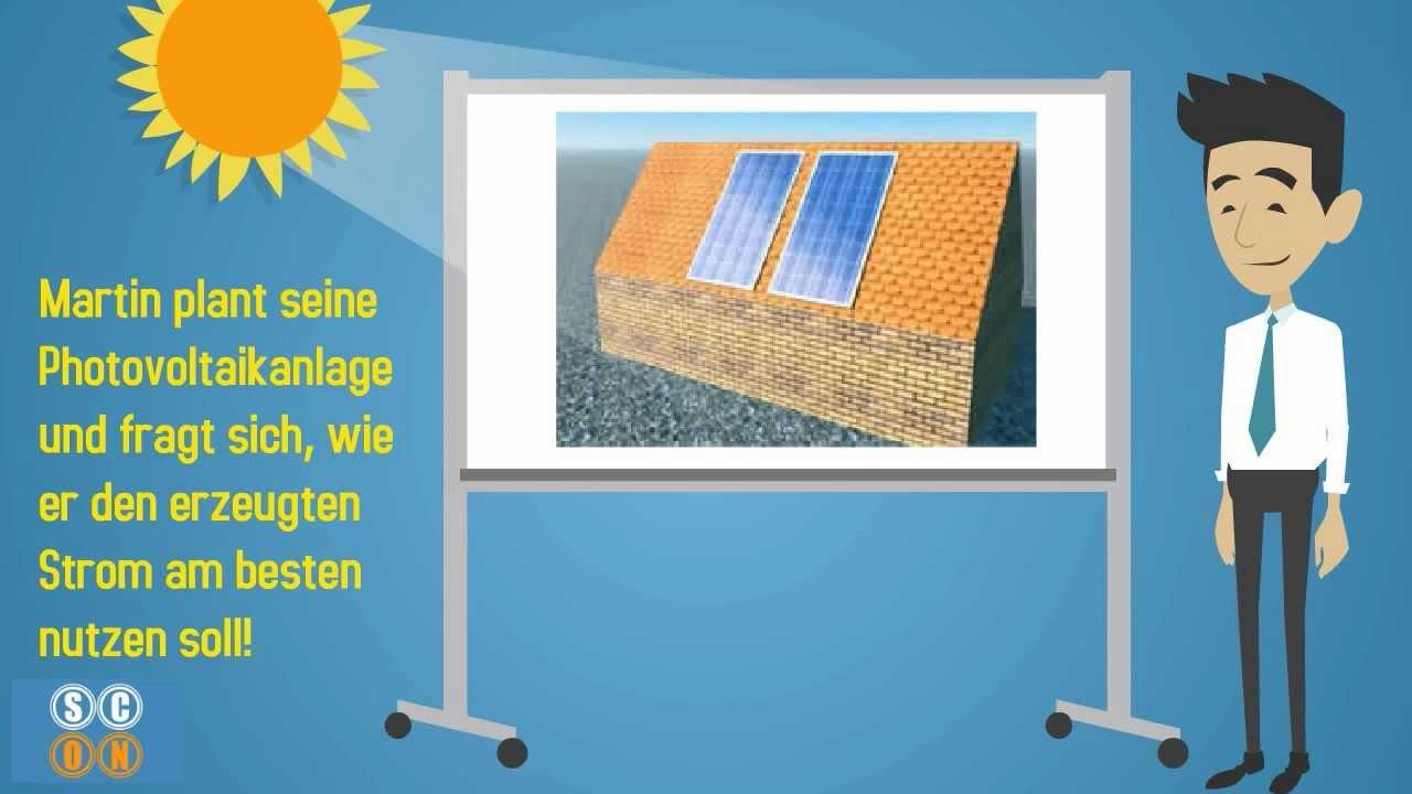 wie funktioniert der photovoltaik eigenverbrauch leicht erkl rt youtube. Black Bedroom Furniture Sets. Home Design Ideas