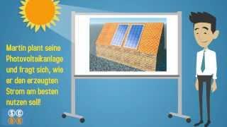 Wie funktioniert der Photovoltaik Eigenverbrauch - leicht erklärt