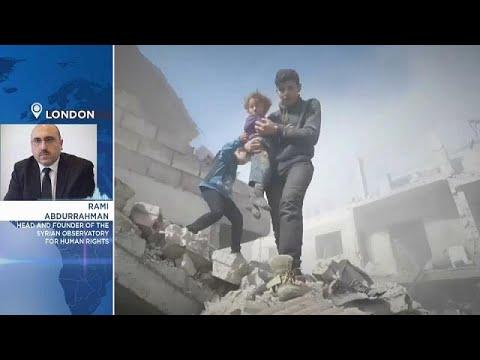 مدير المرصد السوري لحقوق الإنسان ليورونيوز: -ما يحدث في الغوطة الشرقية هو انتقام روسي-…  - 15:21-2018 / 2 / 20