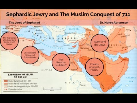 Sephardic Jewry and the Islamic Conquest of 711 Dr. Henry Abramson