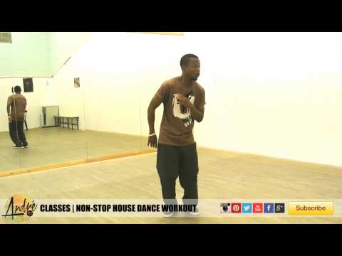 André Bright | Non Stop House Dance Workout