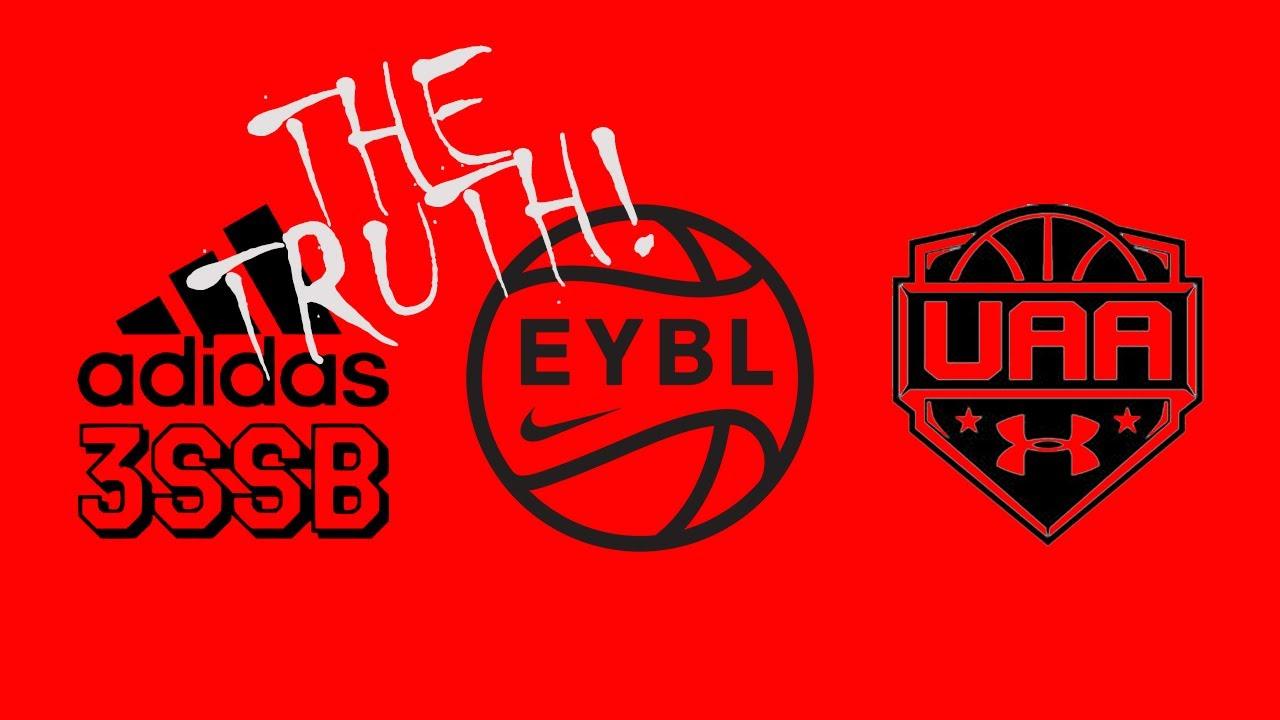 Asociación muñeca Pedagogía  Misconceptions about the Nike EYBL and adidas Gauntlet basketball shoe  circuit - YouTube