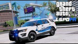 GTA 5 LSPDFR #670 Airport Police Patrol