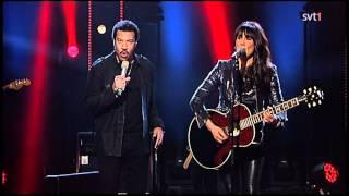Sail on - Lionel Richie / Jill Johnson