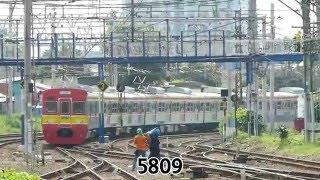 旧東京メトロ編成 警笛コンピレーション | Koleksi Klakson KRL Eks-Tokyo Metro