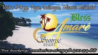Bless Amare Sunrise - BEST BEACH IN THE PHILIPPINES! MISAMIS, OCCIDENTAL
