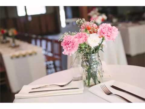 Carnation Centerpieces Fresh Flowers Of