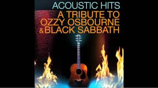 "Ozzy Osbourne / Black Sabbath ""Paranoid"" Acoustic Hits Cover Full Song"