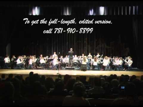 Excerpts from Bryantville Elementary School Winter Concert Dec 18, 2012
