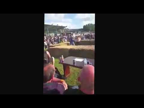 Rudi Kelson vs Nathan Woodward Field Rage two