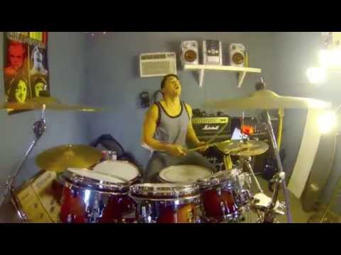 Gucci Mane - Lemonade (instrumental)  Drum Cover Improvisation - Eric Fisher