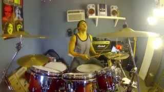 gucci mane lemonade instrumental drum cover improvisation eric fisher