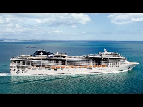 The best of MSC Divina